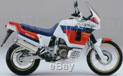 Arrow Pot Echappement Approuve Paris Dacar Honda Xrv 750 Africa Twin 1990 90