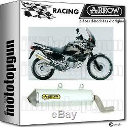Arrow Pot Echappement Race Enduro Alumilite Honda Xrv 750 Africa Twin 1996 96