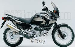 Arrow Pot Echappement Race Enduro Alumilite Honda Xrv 750 Africa Twin 2000 00