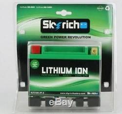 Batterie Moto lithium HJTX14H-FPS YTX14H-BS HONDA XRV 750 AFRICA TWIN