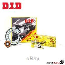 DID Kit trasmiss. Chaîne couronne pignon Honda XRV650 Africa Twin 198890420