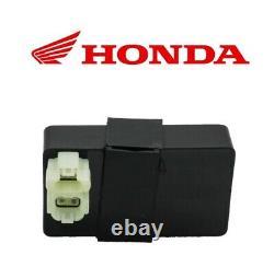 ECU Électronique CDI Honda XRV Africa Twin RC03 650 1988 1989 Avec Capteur