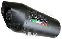 Gpr Pot D Echappement Homologue Furore Carbon Honda Africa Twin Xrv 2001 01