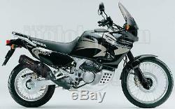 Gpr Pot D Echappement Homologue Ghisa Honda Africa Twin Xrv 2001 01 2002 02
