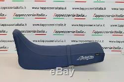 Honda Africa Twin 750 XRV Tappezzeria Italia Housse de Selle Custom Made Neuf