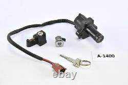 Honda Africa XRV 750 RD04 Bj 1991 serrures jeu de serrures A1400