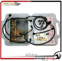 Kit tuyaux frein 4 Frentubo HONDA XRV 750 AFRICA TWIN 1993/2002