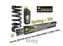 Progressive Ressorts Pour Fork Et Amortisseur Honda XRV750 Africa Twin RD04/RD0