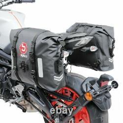Sacoches cavalières set pour Honda Africa Twin XRV 750 / 650 WR60 arrière