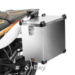Valises latérales pour Honda Africa Twin XRV 750 / 650 NB 2x40L + sacs + kit